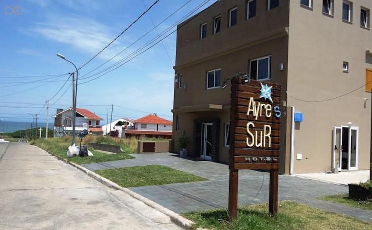 Hotel Ayres Sur, Complejo de 10 ambientes  en Venta Código [ COM-MDP-V-0144 ]